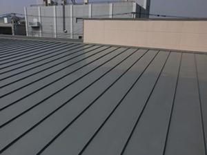 屋根 ガイナ塗装前