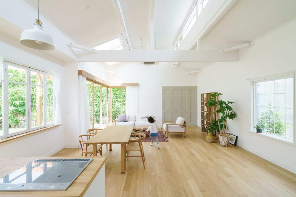 外部・内部のリフォームから新築住宅まで幅広く対応!
