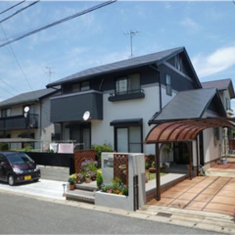 住宅 屋根・外壁塗り替え(八幡西区/平成27年5月完工)サムネイル
